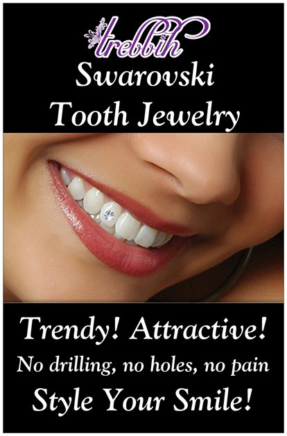 Tooth Jewelry Poster