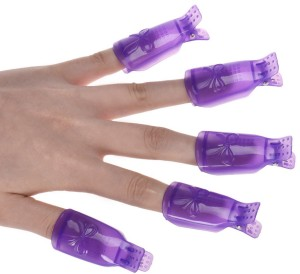 Gel Polish Remover Clips 003